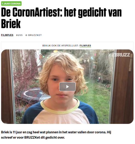 CoronArtiest Briek